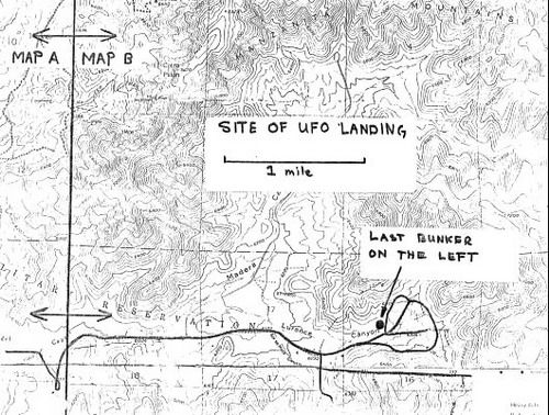 1980: Kirtland Air Force Base UFO Landing – Think Abou – REAL on white sands missile range map, kirtland family housing, kirtland nm map, holloman air force base map, raf croughton map, kirtland air force base, clear afs map, mexican military bases map, us air force bases map, offutt air force base map, selfridge air force base map, davis-monthan boneyard map, hanscom air force base map, cannon air force base map, rivers in new mexico map, kirtland fuel spill map, hill air force base map, george air force base map, mcas beaufort map,