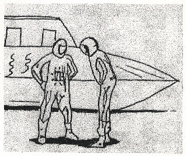 1952: UFO with occupants encountered in Hasselbach, Germany – Think AboutIt – Docs